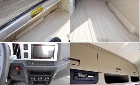 """德龙L3000 4×2高顶双卧载货车,给你过分的""""包容"""""""