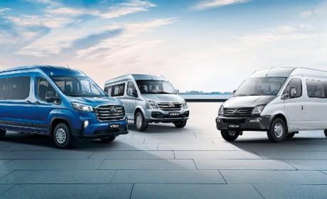 5月销量同比暴涨96.4%  上汽MAXUS销量、增速双双跃升宽体轻客行业第一
