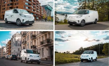 上汽MAXUS EV30、V90欧洲重磅上市,惊艳欧洲轻型商用车市场!