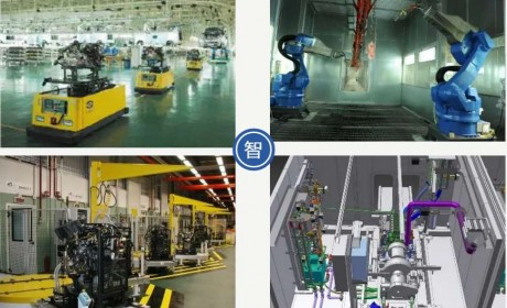 德国原装品质,带你走进三一道依茨发动机的智能生产线