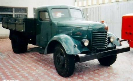 上世纪的经典卡车,却在我国水土不服,罗马尼亚布切奇卡车历史科普