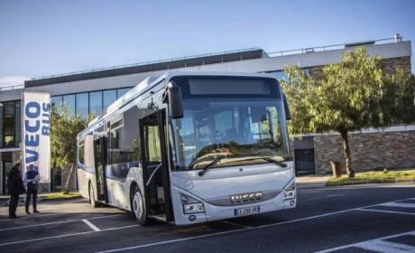 145辆依维柯Crossway低入口公交车交付捷克ARRIVA公司