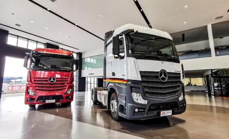 新一家梅赛德斯-奔驰卡车中心开业,戴姆勒卡车拓展西南地区再进一步