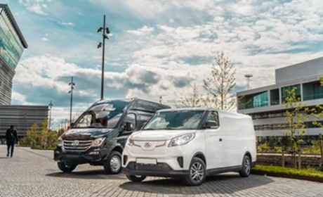 挪威首款纯电家用MPV上汽MAXUS EUNIQ 5正式下线,有望震荡欧洲车市