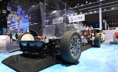 氢燃料电池车取得巨大突破,上汽MAXUS首台燃料电池MPV顺利下线