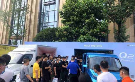 葆旭东专访|飞碟推出全新Q系产品,进军新能源微车市场