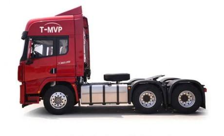 德龙X5000实力与安全并重,标载物流首席镖师