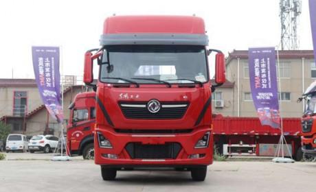 26.9L/100km,东风商用车刷新国产重卡低油耗记录