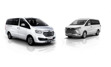 瑞风MPV创业致富的选购指南已送达,用两款车再给各位老板加把劲!
