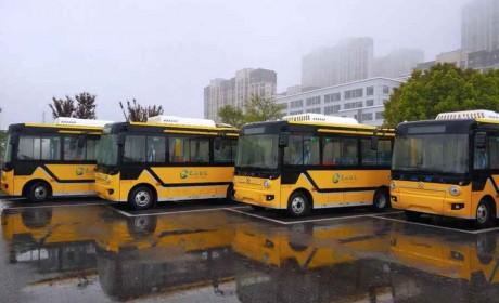 助力创建公交都市 ,银隆微公交上岗芜湖
