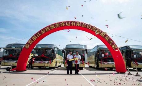 跨省游重启,龙威II代悦享版为高端旅游客运发展蓄力