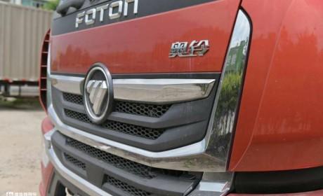 5.8米货箱,多种动力选择,奥铃大黄蜂卖得最好的载货车实拍