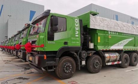 安全、装载和排放,国六版红岩杰狮C6 LNG渣土车轻松应对三大难题