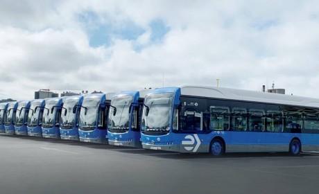 势如破竹再发力,比亚迪嬴西班牙最大纯电动巴士订单