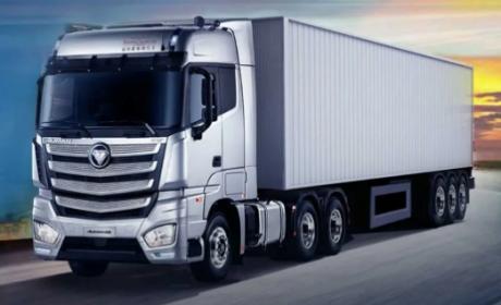 动力强输出、能量满格,欧曼超级重卡运输效率快人一步!
