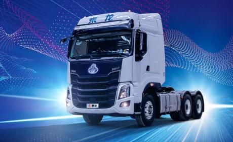 科技引领,高效创富,乘龙H7 3.0牵引车专为长途配货市场打造