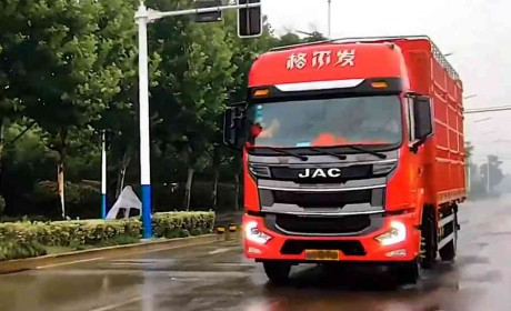 格尔发A5X中体载货车是如何打动年轻卡车司机的?
