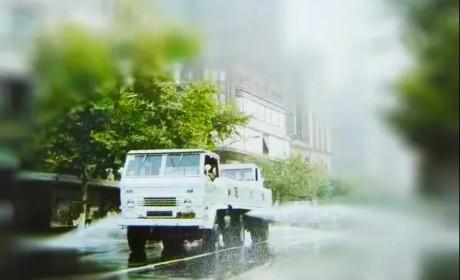 城市开启美颜滤镜 只需银隆这台车