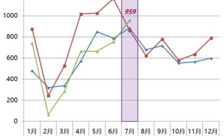 高水位强势头,7月国内旅居车市场一片繁荣,都有哪些车型出圈?