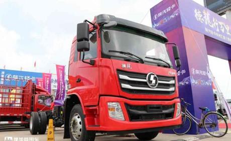 陕汽在山东的德龙轻卡工厂又出新车型了,名叫德龙N3000,先带大家看看怎么样
