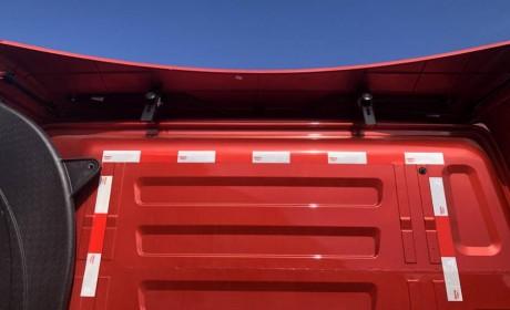 副驾都是头等舱座椅,重汽豪沃即将推出的一款高端车型,名叫TH7