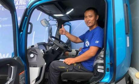 李国生:不但要做潍坊第一名飞碟车主,还想做飞碟W5第一批车主