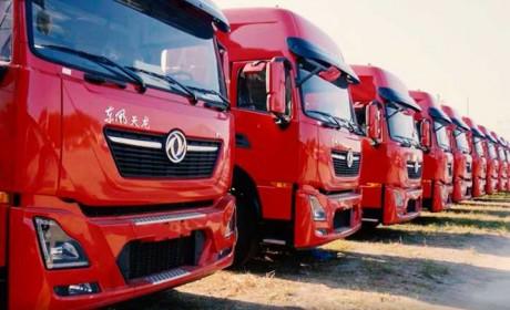 发动机换血升级,国六时代的东风卡车,更可靠耐用