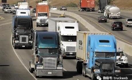 卡车司机缺口大,美国或降低重型车最低驾驶年龄,18岁也能合法开半挂