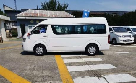20辆福田风景G7投入上海旅游客运市场