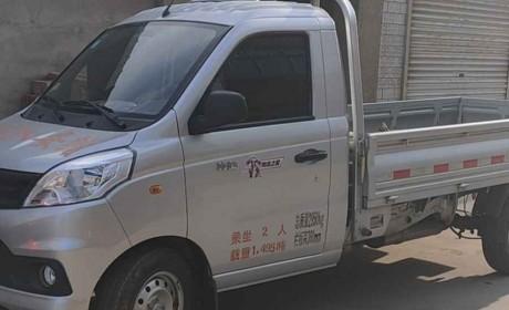 从电动三轮到福田祥菱 ,王玉荣运输之路更上一层楼