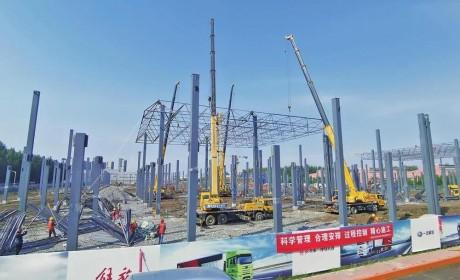 建设高端商用车生产基地,一汽解放J7智能工厂正在打造世界一流水平