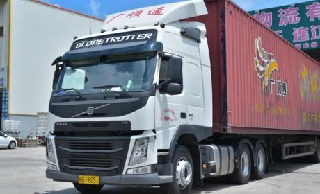 物流利润低,进口卡车比国产卡车更省钱