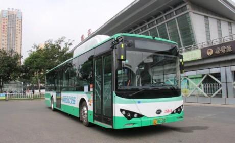 添力镇江绿色公交, 比亚迪纯电动客车首投受好评