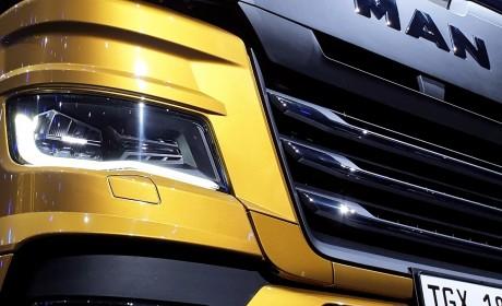 登陆国内市场在即,全新一代曼恩TG卡车怎么样?我们带您先看看