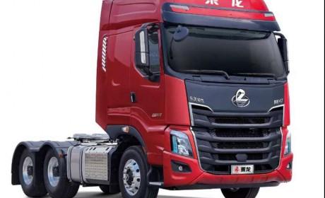专为长途配货市场打造!开乘龙H7 3.0牵引车长途无忧