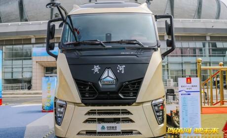 5轴奥威J5P载货车实拍,带您看沃尔沃客货混装巴士,提加一周好文推荐