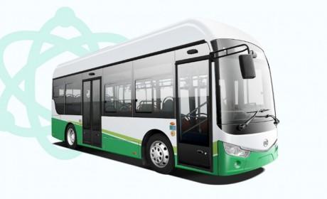 燃料电池发展迎来新机遇,安凯氢燃料客车加速领跑