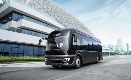 """金旅最新一代产品,金旅""""北极星""""巴士正式亮相"""