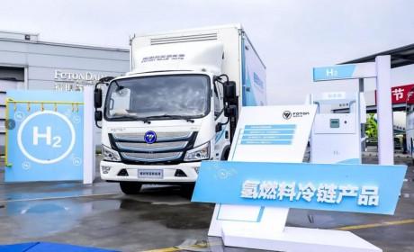 同比增长超50%,福田汽车9月销量持续向上
