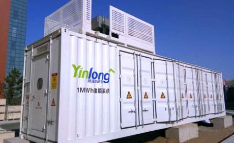 助力中科院智慧能源平台,银隆集装箱储能系统调试成功