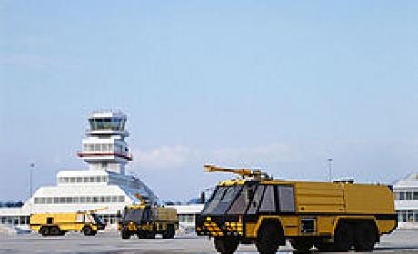 世界上最棒的机场消防车,卢森宝亚美洲豹系列机场消防车历史科普(一)