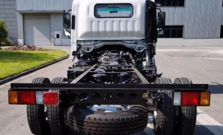 庆铃新款轻卡上公告,将搭载五十铃最新4JZ1发动机