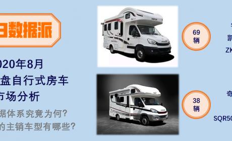宇通包揽头名,欧胜CAB底盘热销,8月自行式国产房车市场详析