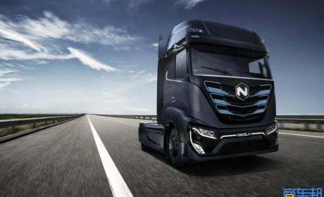 尼古拉汽车公司研发TRE纯电动卡车,预计明年投产