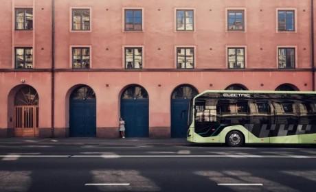 电动巴士旧电池如何重获新生?沃尔沃客车最佳解决方案来了