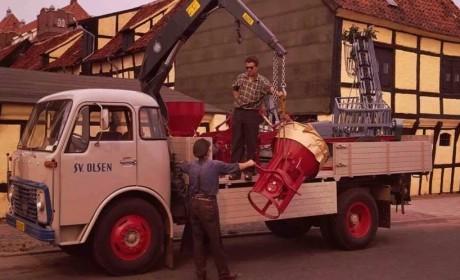 向经典致敬!那些年我们一起追过的沃尔沃卡车(上)