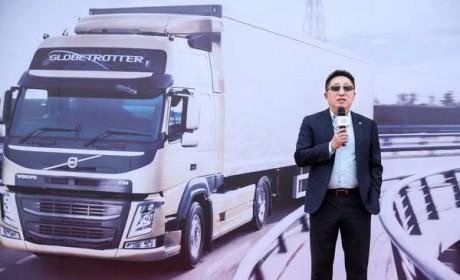 无运力不物流!沃尔沃卡车助力安能物流迈向10万吨俱乐部