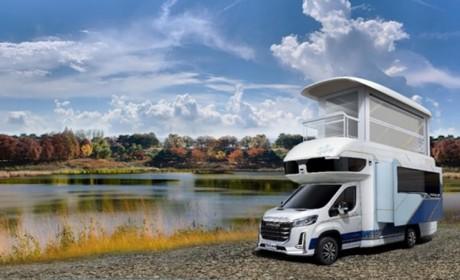 同比大涨36.35%,上汽大通MAXUS 10月销量达15,577台,1-10月累计销量破10万台!