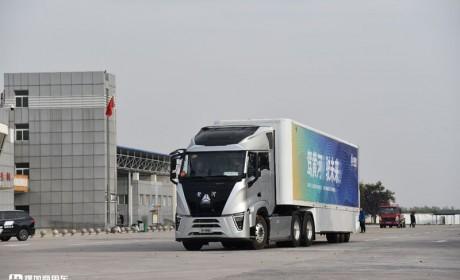 最节油的卡车,新一代黄河卡车怎么做到的?三个维度为您揭秘