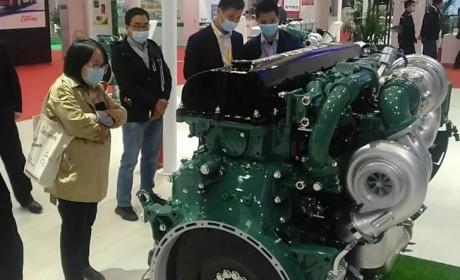 解放奥威携7款国六产品惊艳首都展会!